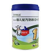 赐多利婴儿配方奶粉1段 (0-6个月) 900克