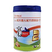 赐多利较大婴儿配方奶粉2段 (6-12个月) 900克