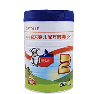 赐多利婴儿配方奶粉6-12个月(2段)