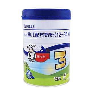 赐多利婴儿配方奶粉1-3岁(3段)