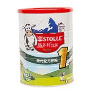 佑蓓婴儿配方奶粉1段(0-6个月)900克