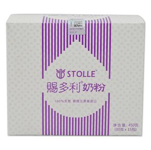 盒装赐多利免疫脱脂奶粉450克(30克*15袋)